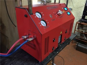 установка водородного котла отопления