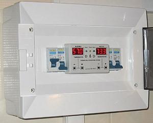 контролер в газовом котле