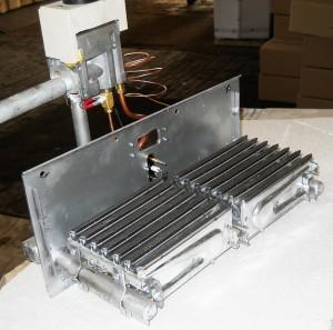 теплообменник парапетного газового котла