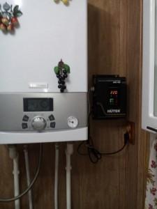 газовый котел с электроникой