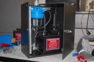 генератор на газ браун