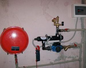электролизный котел отопления