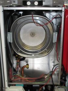 теплообменник в конденсационном котле
