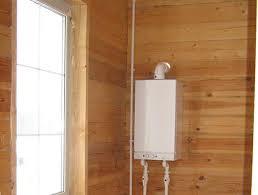 отопление энергонезависимым газовым котлом