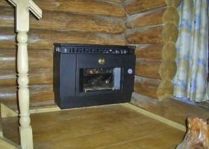 газовый конвектор для отопления дома