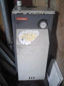 отопление газовым котлом конорд