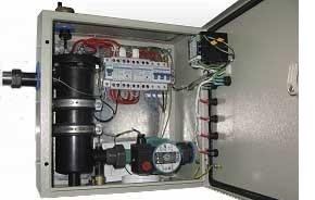 Регулятор мощности для дымогенератора с плавным пуском