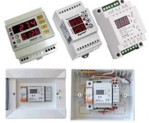 регуляторы для электрических котлов