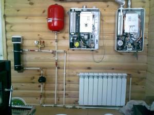 отопление частного дома электрокотлом