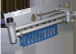 газогорелочное устройство парапетного газового котла