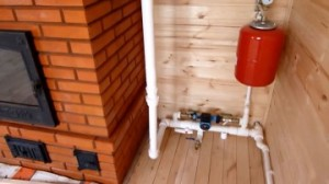расширительный бачок закрытого типа в системе отопления