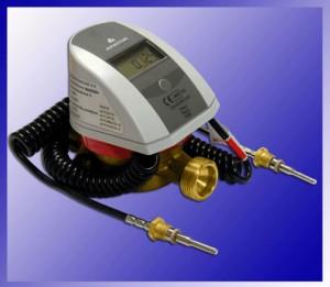 регулятор отопления вместе с теплосчетчиком