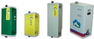 виды электрокотлов отопления