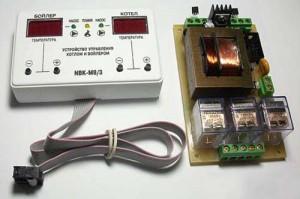 контроллер для газового котла отопления