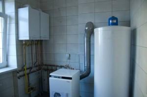 два котла в одной системе отопления