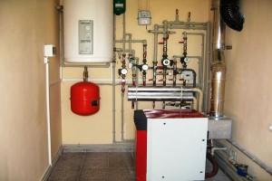 котлы в системе отопления твердотопливный и электричество