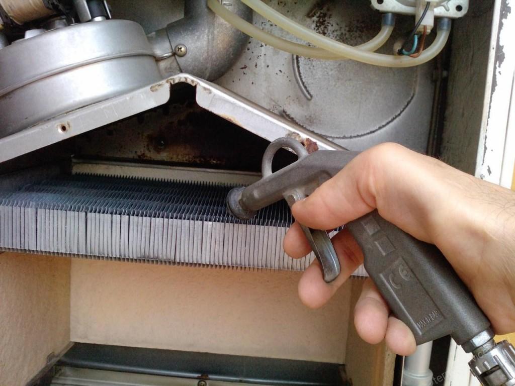 Промыть газовый котел в домашних условиях 137