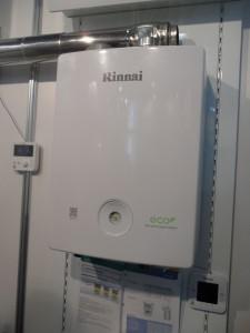 котел rinnai в системе отопления