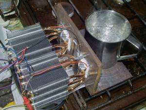отопление при помощи водородного котла