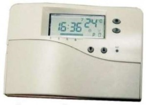 электронный термостат для котла отопления