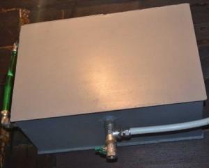 открытый расширительный бак в системе отопления