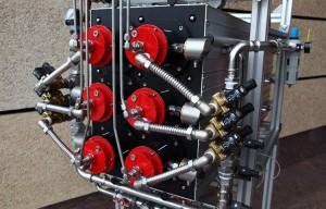 установка водородного котла