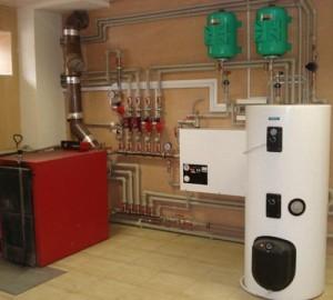 Чем отличается открытая система отопления от закрытой