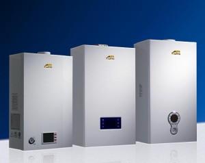 котлы отопления на газе