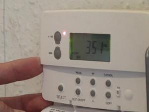 комнатный термостат котла отопления