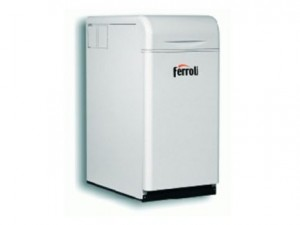 газовый напольный котел отопления ferroli