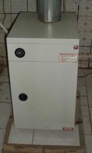 отопление напольным газовым котлом лемакс