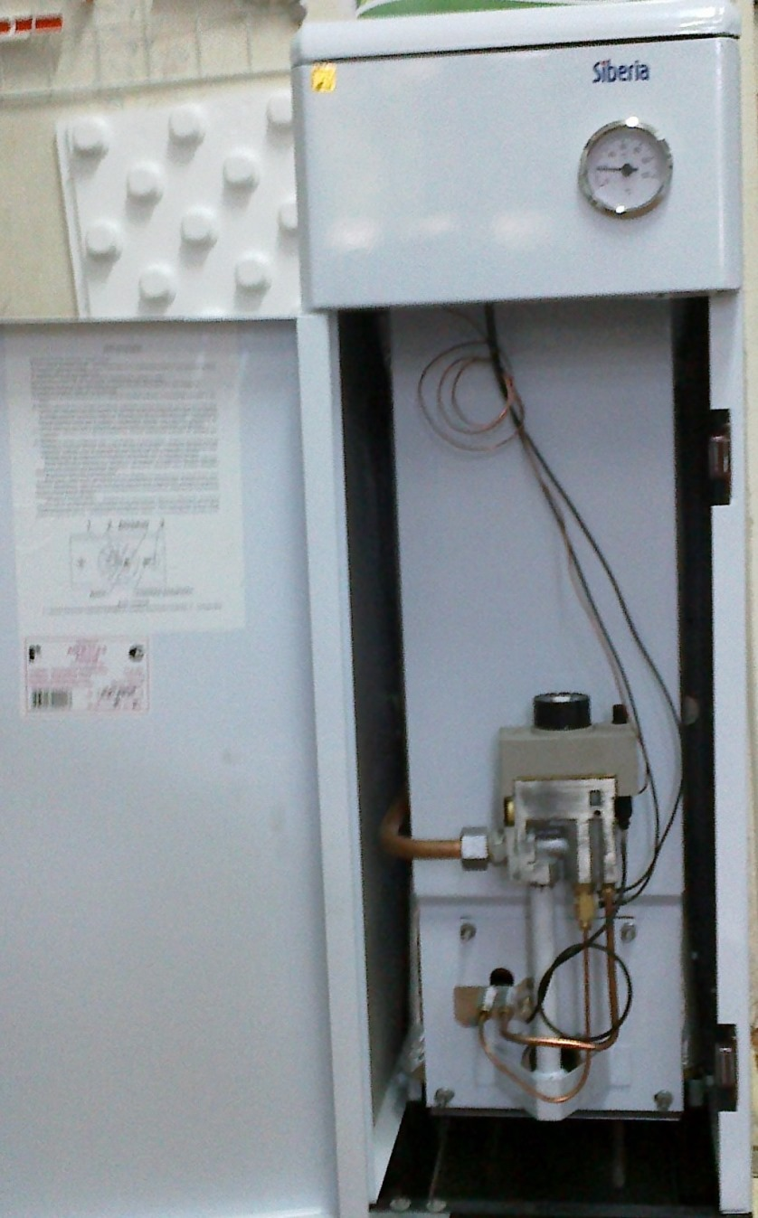 Ремонт автоматики газового котла атон своими руками