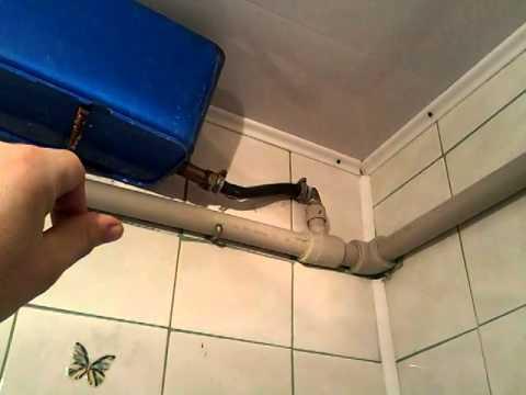 Открытый расширительный бачок для отопления своими руками