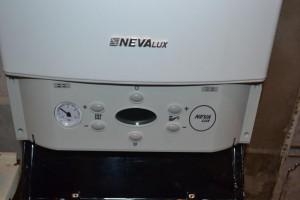 панель управления газового котла нева люкс 8224