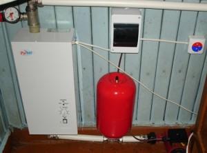закрытый расширительный бак в системе отопления