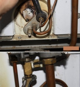 термопара газового котла
