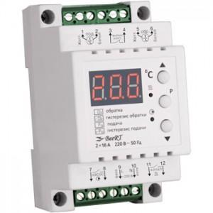регулятор температуры электрокотла