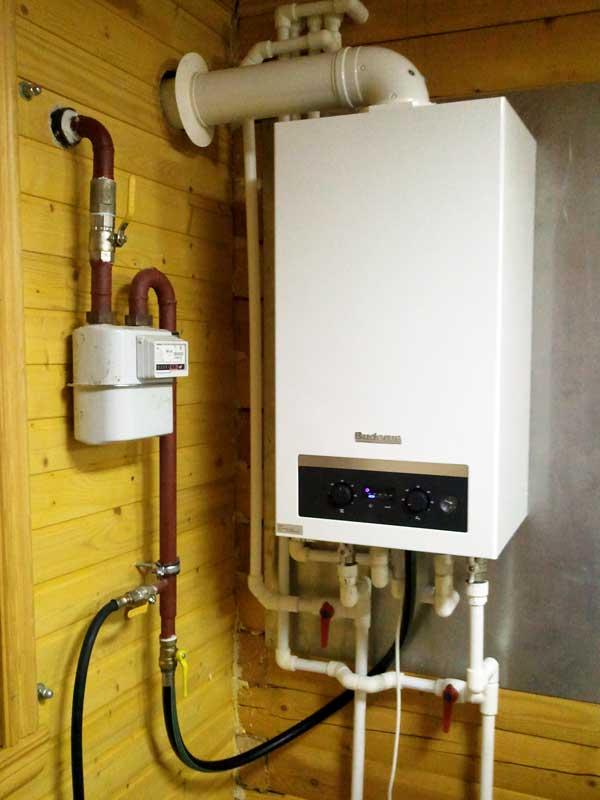 Монтаж газового оборудования в частном доме своими руками