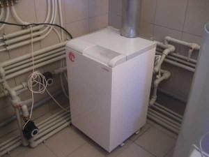 газовый котел конорд в системе отопления