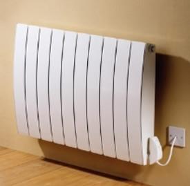автономное отопление электрическим радиатором