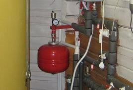 расширительный бак закрытого типа в системе отопления