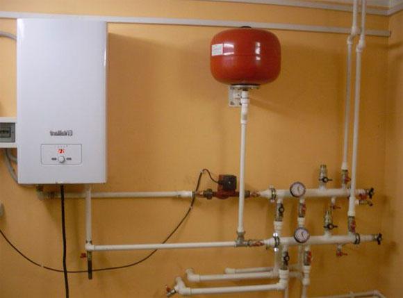 Система отопления для электрокотла своими руками