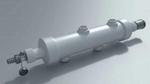 гидрострелка из полипропилена