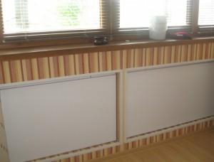 отопление дома инфракрасными панелями
