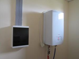 электрический котел протерм в квартире