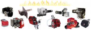 виды газовых горелок для котлов