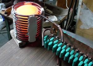 индукционный котел сделанный своими руками