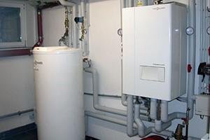 отопление настенным газовым котлом