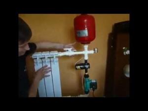 подключение электрического котла скорпион
