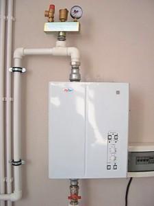 электрокотел в квартире